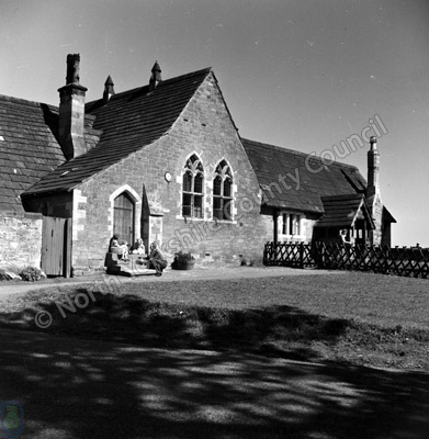 Sessay, School House